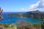Guadeloupe Aussicht 01