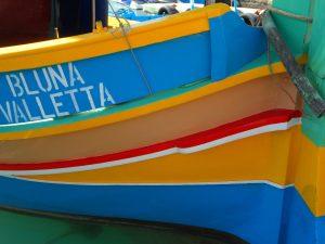 Fischerboot Bluna Valletta