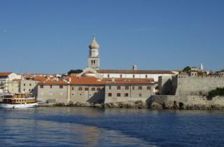 Krk in Kroatien