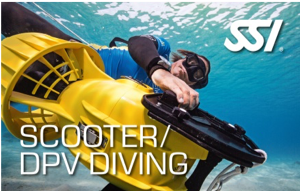 Unterwasser Scooter
