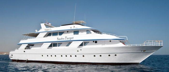 Safariboot Snefro Target